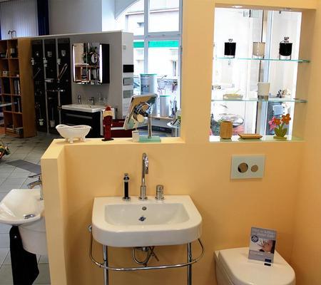Sanitäranlagen Verkauf und Ausstellung