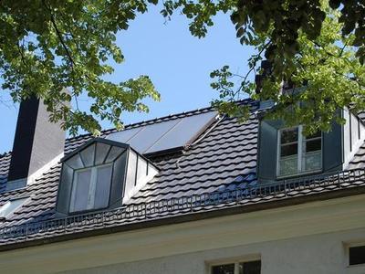 Solaranlagen und Solathermie Berlin Charlottenburg